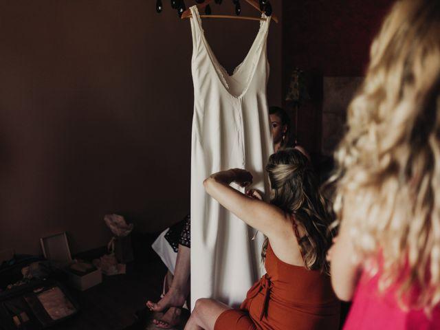 La boda de Ale y Laure en Almorox, Toledo 29