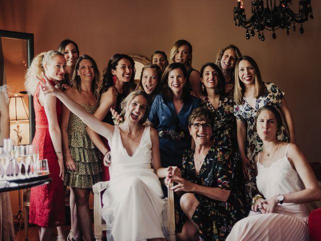 La boda de Ale y Laure en Almorox, Toledo 33