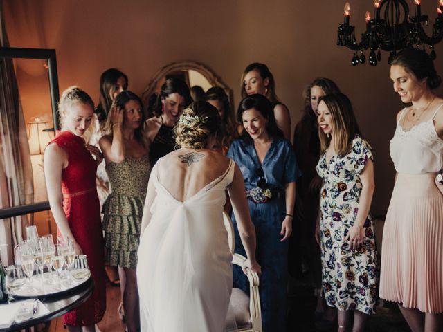 La boda de Ale y Laure en Almorox, Toledo 34