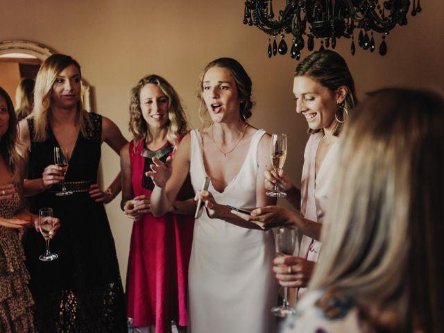 La boda de Ale y Laure en Almorox, Toledo 35