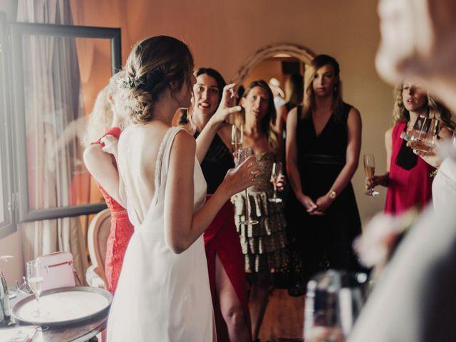 La boda de Ale y Laure en Almorox, Toledo 36