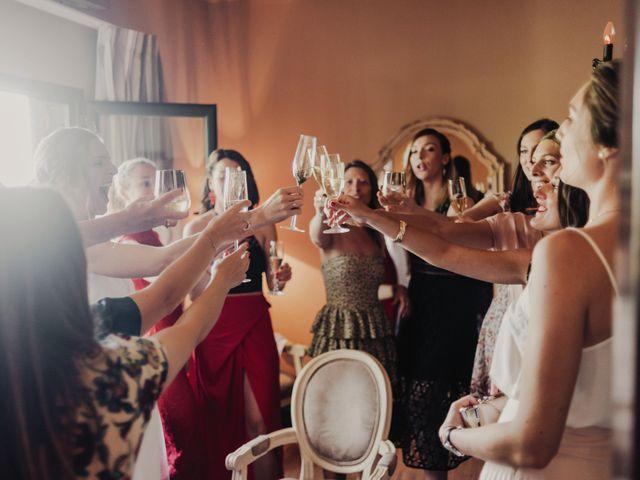 La boda de Ale y Laure en Almorox, Toledo 38