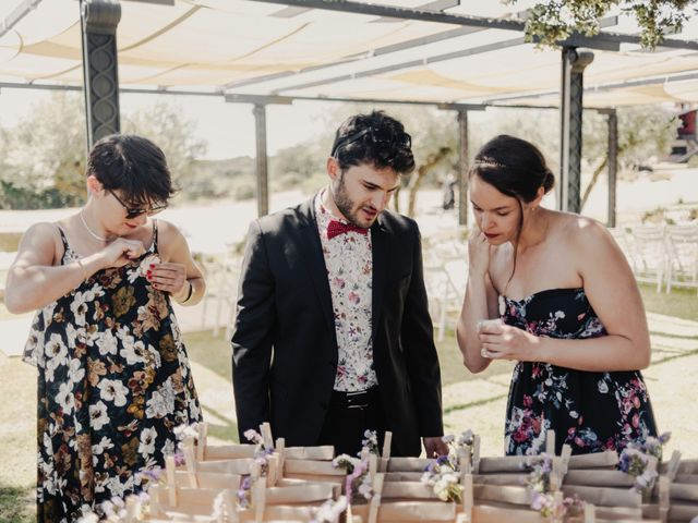 La boda de Ale y Laure en Almorox, Toledo 40