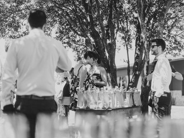 La boda de Ale y Laure en Almorox, Toledo 43