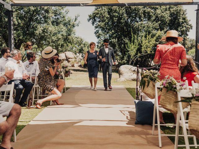 La boda de Ale y Laure en Almorox, Toledo 53