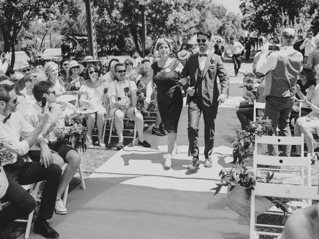 La boda de Ale y Laure en Almorox, Toledo 54