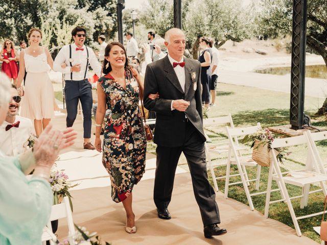 La boda de Ale y Laure en Almorox, Toledo 55