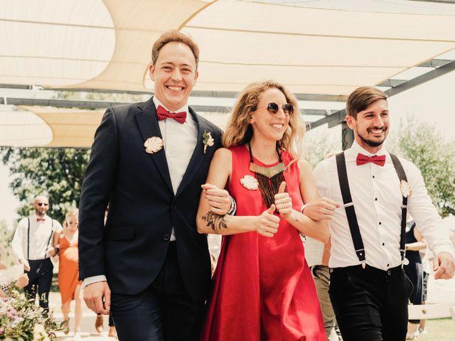 La boda de Ale y Laure en Almorox, Toledo 56