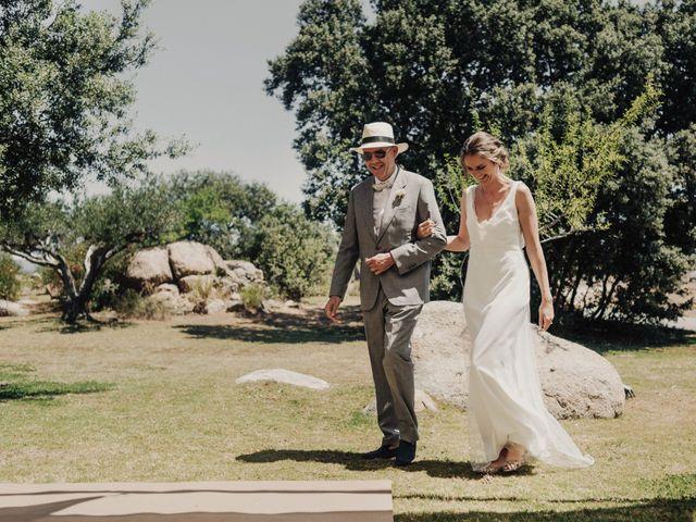 La boda de Ale y Laure en Almorox, Toledo 58