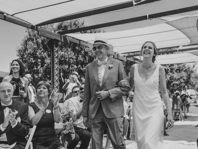 La boda de Ale y Laure en Almorox, Toledo 60