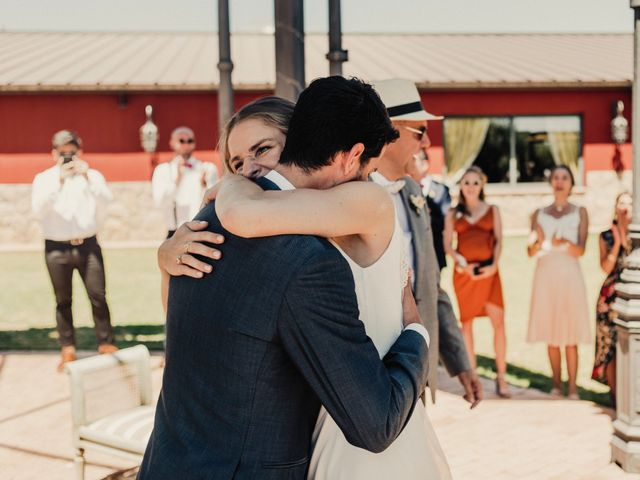 La boda de Ale y Laure en Almorox, Toledo 61