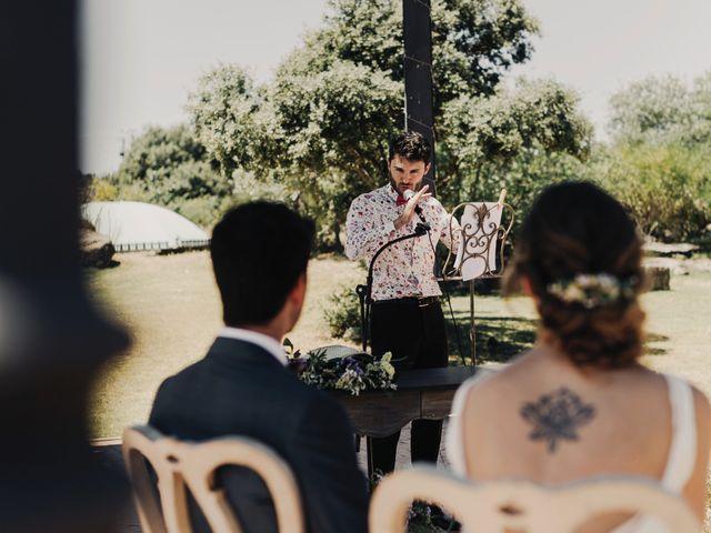 La boda de Ale y Laure en Almorox, Toledo 62