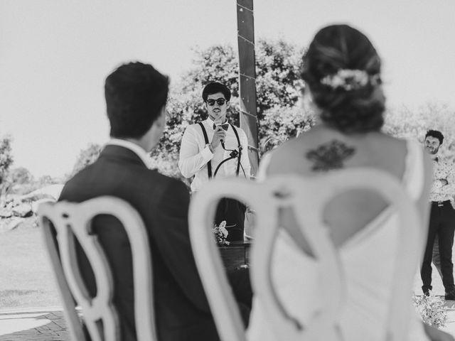 La boda de Ale y Laure en Almorox, Toledo 64