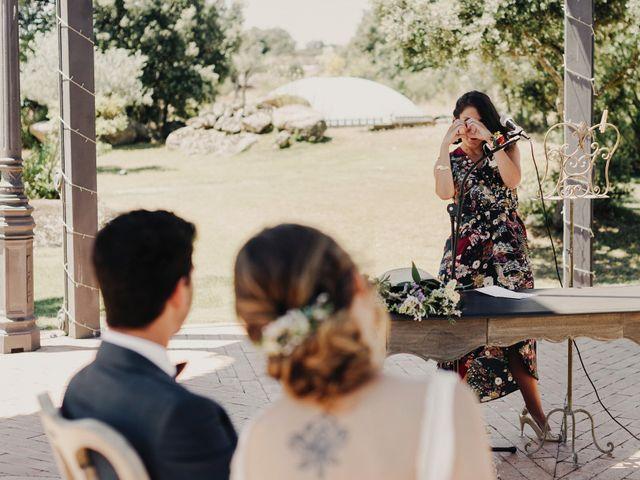 La boda de Ale y Laure en Almorox, Toledo 65