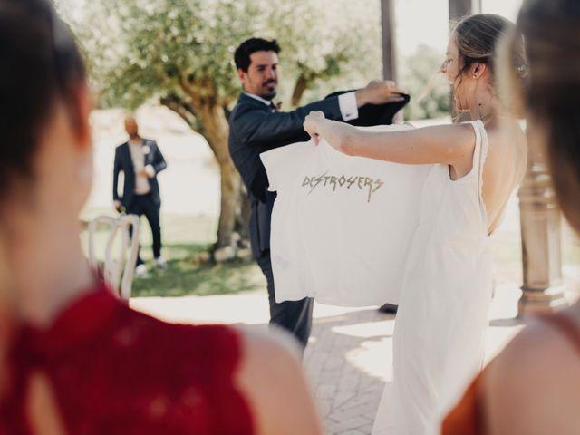 La boda de Ale y Laure en Almorox, Toledo 70