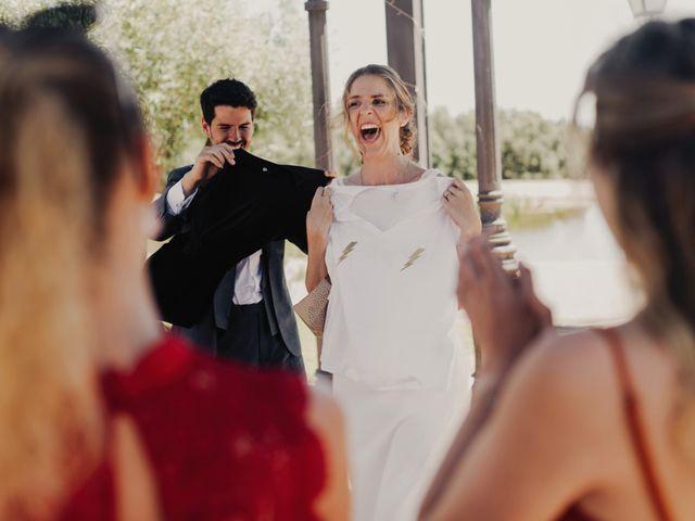 La boda de Ale y Laure en Almorox, Toledo 71