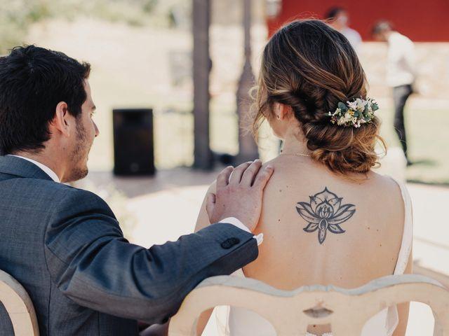 La boda de Ale y Laure en Almorox, Toledo 72