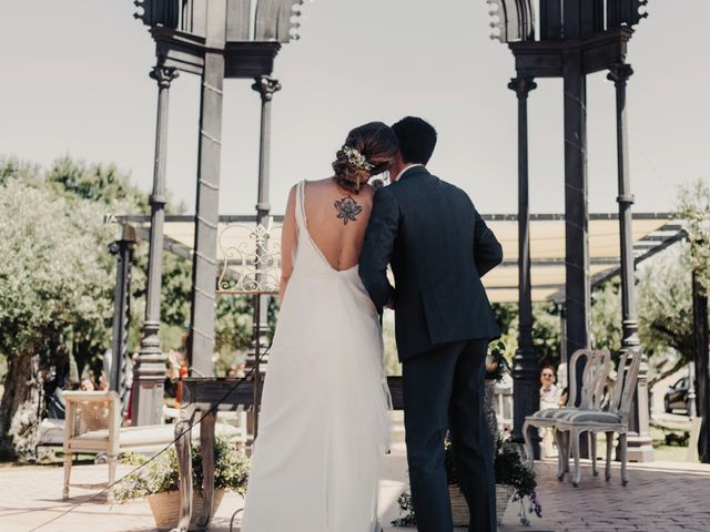 La boda de Ale y Laure en Almorox, Toledo 74