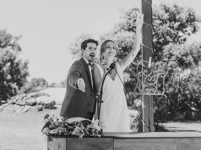 La boda de Ale y Laure en Almorox, Toledo 75