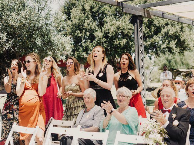 La boda de Ale y Laure en Almorox, Toledo 76