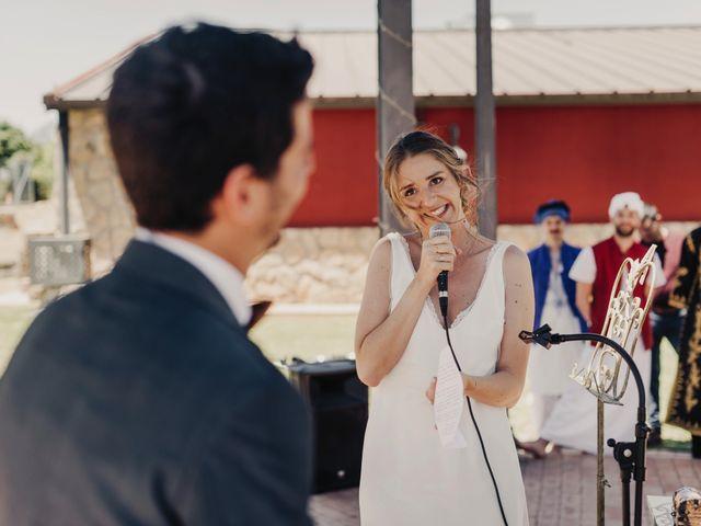 La boda de Ale y Laure en Almorox, Toledo 77