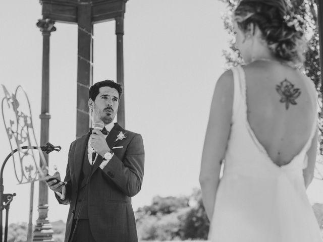 La boda de Ale y Laure en Almorox, Toledo 78
