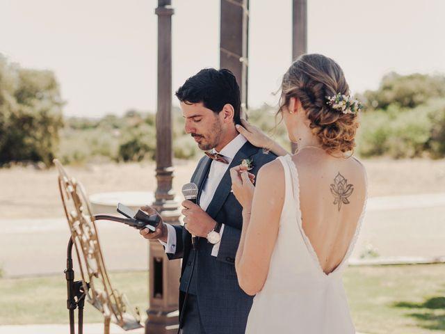 La boda de Ale y Laure en Almorox, Toledo 79