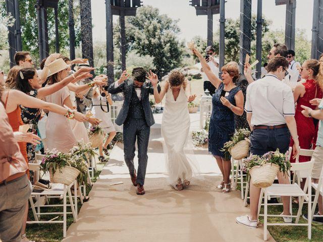 La boda de Ale y Laure en Almorox, Toledo 83