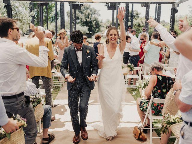 La boda de Ale y Laure en Almorox, Toledo 84