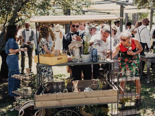 La boda de Ale y Laure en Almorox, Toledo 86