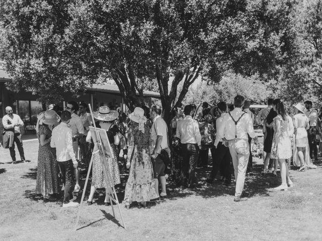 La boda de Ale y Laure en Almorox, Toledo 87