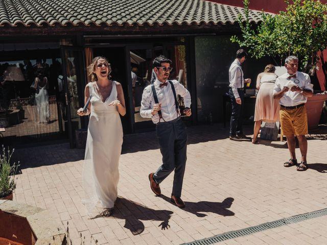 La boda de Ale y Laure en Almorox, Toledo 117