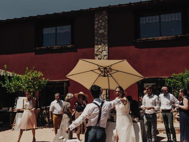 La boda de Ale y Laure en Almorox, Toledo 118