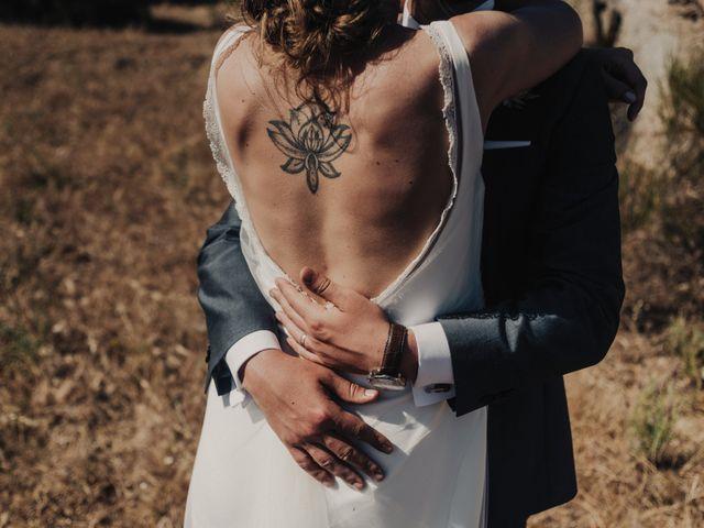 La boda de Ale y Laure en Almorox, Toledo 89