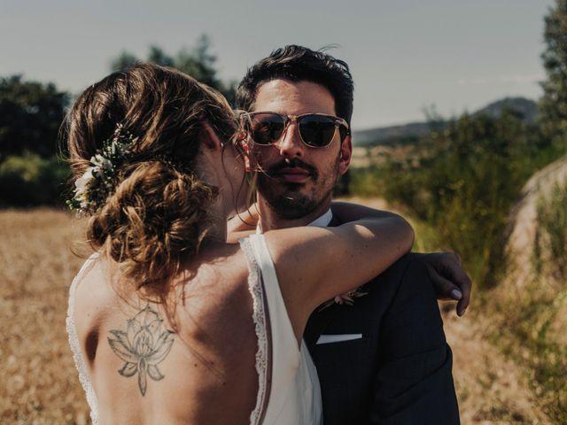 La boda de Ale y Laure en Almorox, Toledo 90