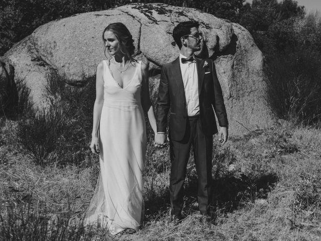 La boda de Ale y Laure en Almorox, Toledo 91