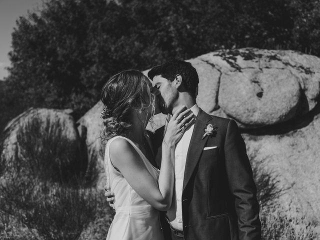 La boda de Ale y Laure en Almorox, Toledo 92