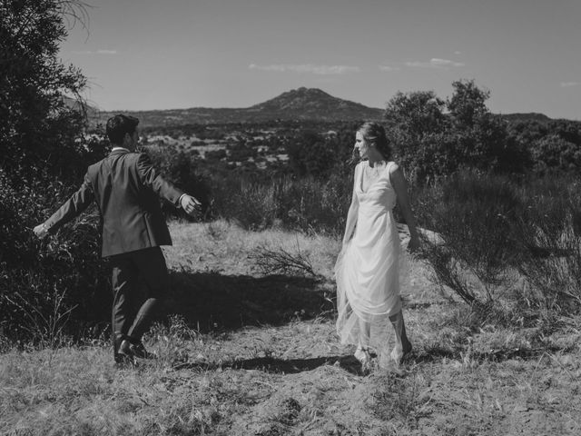La boda de Ale y Laure en Almorox, Toledo 93