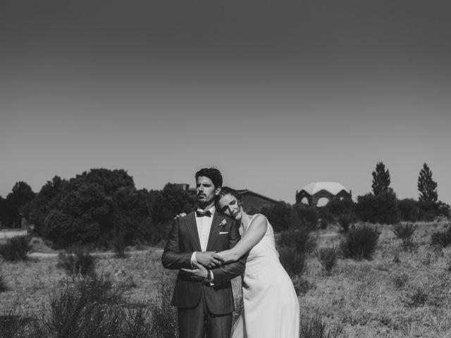 La boda de Ale y Laure en Almorox, Toledo 96