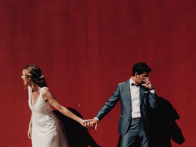 La boda de Ale y Laure en Almorox, Toledo 97