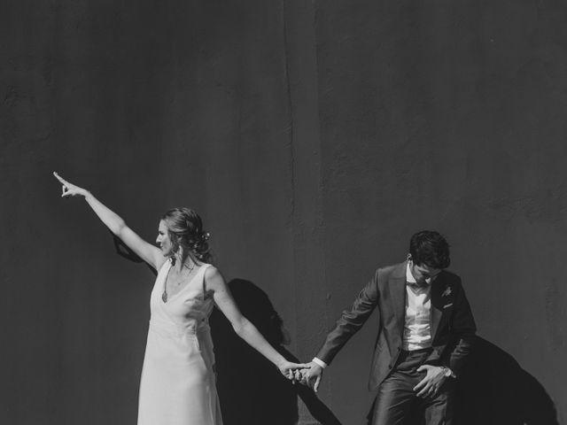 La boda de Ale y Laure en Almorox, Toledo 98