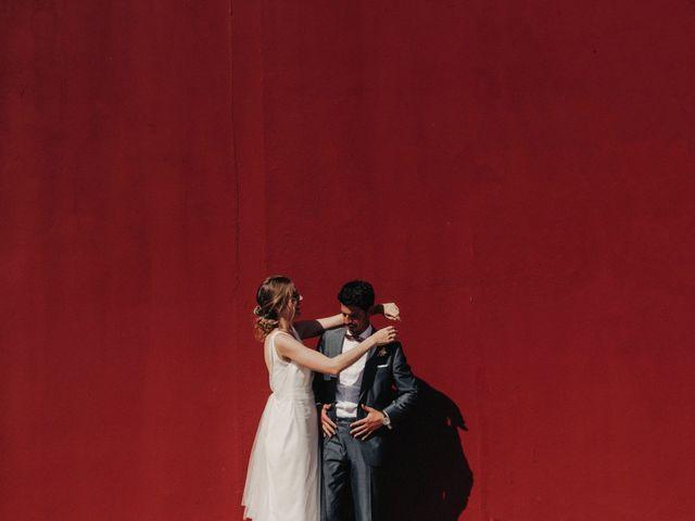 La boda de Ale y Laure en Almorox, Toledo 99