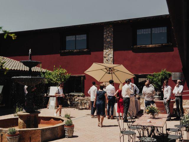 La boda de Ale y Laure en Almorox, Toledo 124