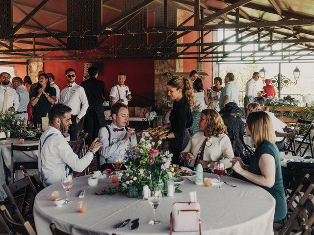 La boda de Ale y Laure en Almorox, Toledo 127