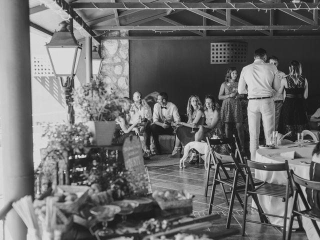 La boda de Ale y Laure en Almorox, Toledo 129