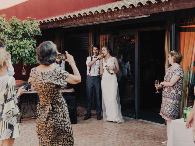 La boda de Ale y Laure en Almorox, Toledo 130