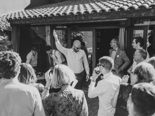 La boda de Ale y Laure en Almorox, Toledo 131