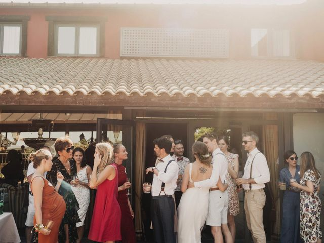 La boda de Ale y Laure en Almorox, Toledo 133
