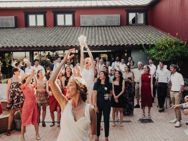 La boda de Ale y Laure en Almorox, Toledo 134