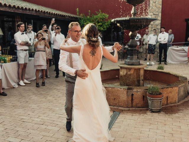 La boda de Ale y Laure en Almorox, Toledo 137